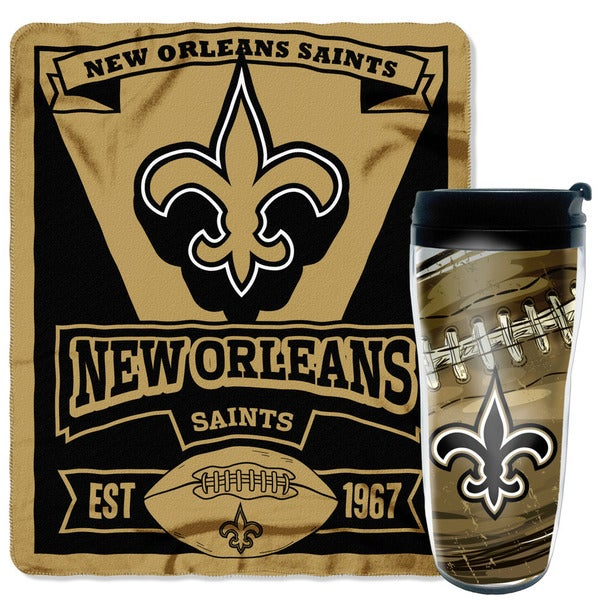The Northwest CompanyNFL Saints Mug N Snug Set