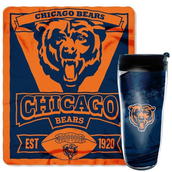 NFL Bears Mug N Snug Set