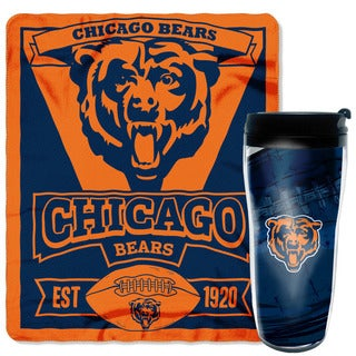 NFL Bears Mug N Snug Set