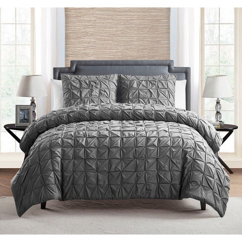 Porch & Den Welton 3 piece Duvet Cover Set