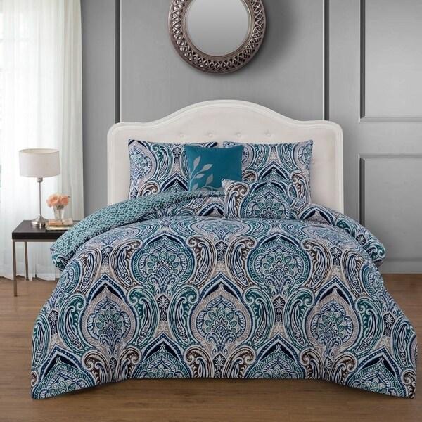 Avondale Manor Adelle 5-piece Comforter Set