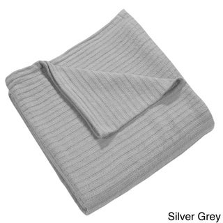 Affinity Home Collection Grant Woven Cotton Throw Blanket