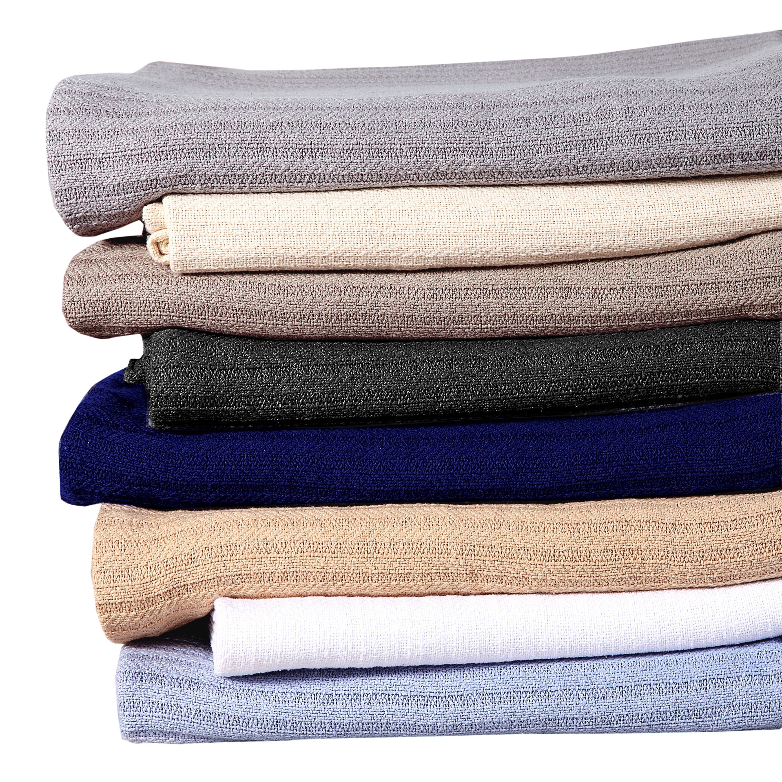 91851a4ff Affinity Home Collection Grant Woven Cotton Throw Blanket