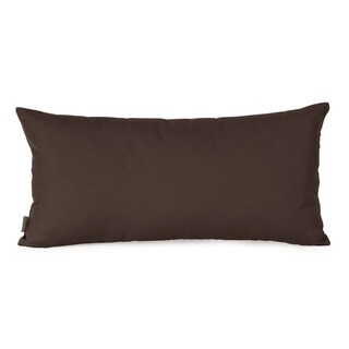 Seascape Chocolate Kidney Pillow
