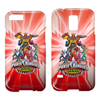 Power Rangers/Dino Ranger Barely There Smartphone Case (Multiple Devices) in White