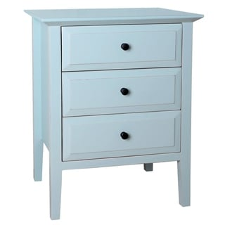 Porthos Home Gardenia 3-Drawer Side Table