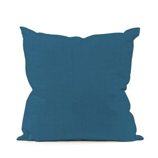 "Seascape Turquoise 16"""" x 16"""" Pillow"