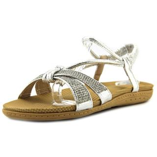 Henry Ferrera Collection Women's 'Zita-N-100' Synthetic Sandals