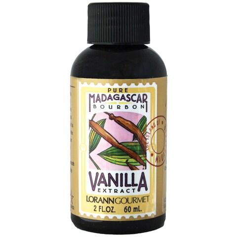 Pure Madagascar Vanilla Extract