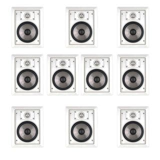 JBL SP6II Aluminum Surround Sound In-wall Speakers