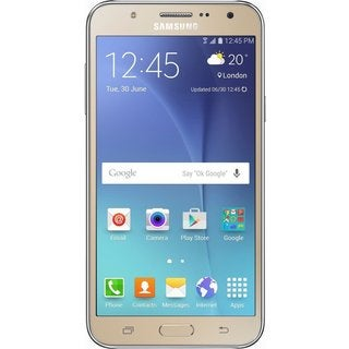 Samsung Galaxy Gold J7 SM-J700H/DS GSM Factory Unlocked Android Smartphone