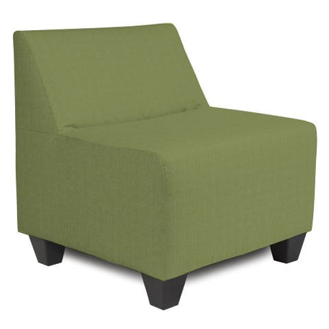 Pod Chair with Cover, Seascape Moss