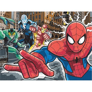 Marvel Pencil By Number Kits