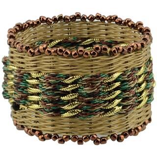 Bangle Bracelet Weaving Tool