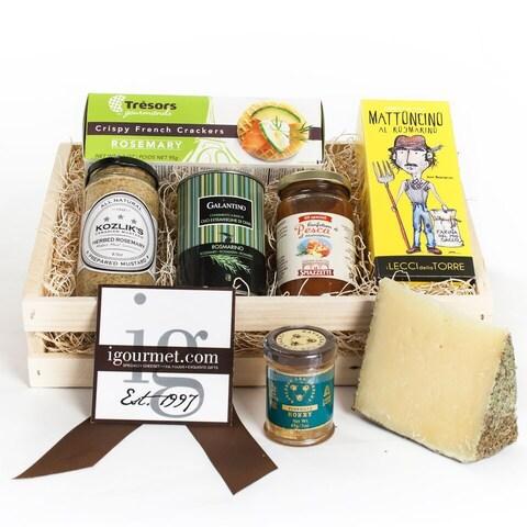 igourmet The Rosemary Gift Crate