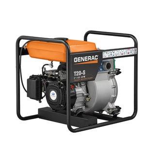 Generac Trash Water Pump