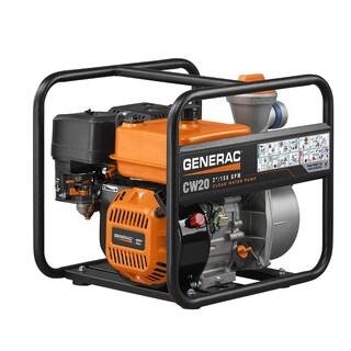 Generac D46918 2-inch Clean Water Pump