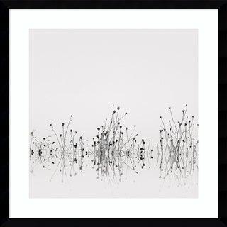 Framed Art Print 'Reflections' by Nicholas Bell 21 x 21-inch