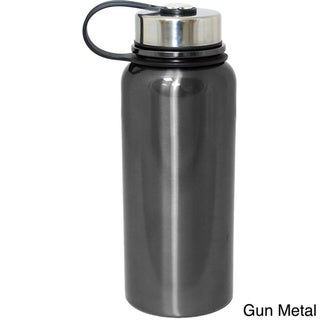 Stainless Steel 30-ounce Vacuum-seal Double-wall Bottle