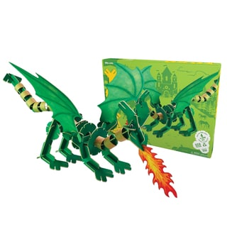 YOXO Fyre Dragon Building Toy