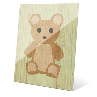 'Teddy Bear Summer' Glass Wall Graphic