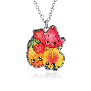 Shopkins Chidren's Tropical Character Group Pendant