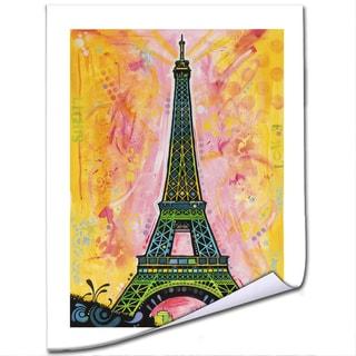 Dean Russo 'Eiffel ALI' Paper Art