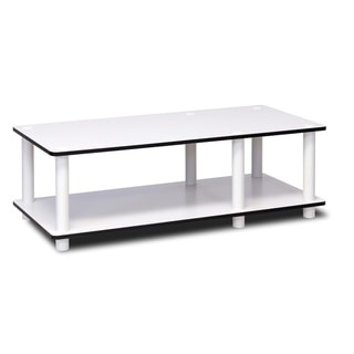 Furinno 11174 Just No Tools Mid TV Stand
