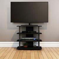 Porch & Den East Village St. Marks 4-tier Corner TV Stand