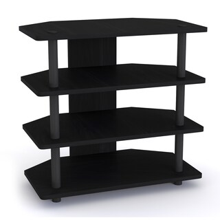 Porch & Den East Village St. Marks 4-tier Corner TV Stand (2 options available)