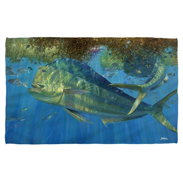 Wild Wings/Uninvited 2 Beach Towel
