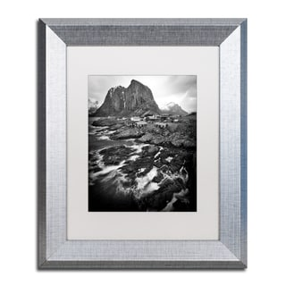 Philippe Sainte-Laudy 'I Won't Go For More' Matted Framed Art