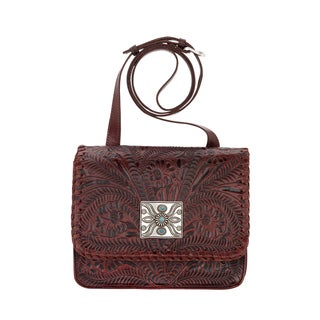 American West Grand Prairie Crossbody Bag