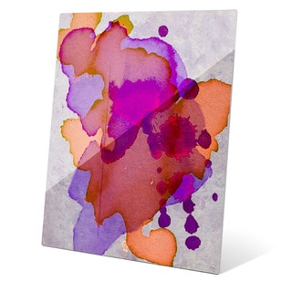 Tell Them' Multicolored Glass Wall Graphic