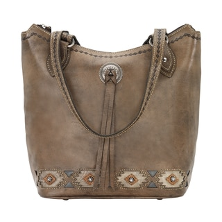 American West Native Sun Bucket Tote Bag