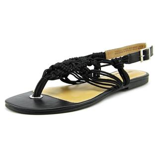 Sixth + Love Women's 'Cecilia' Basic Textile Sandals