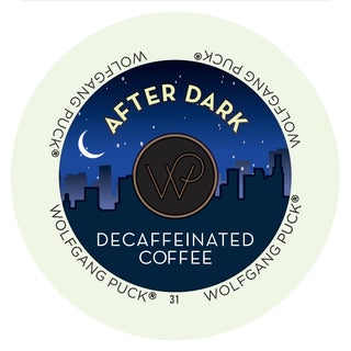 Wolfgang Puck After Dark Decaf, RealCup Portion Pack For Keurig Brewers