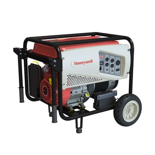Generac D46039- 7500E Watt, 49/CSA Electric-start Portable Generator