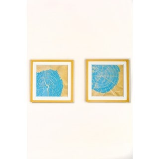 Bois Wall Art Collection (Set of 2)