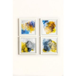 Colorful Wall Art Collection (Set of 4)