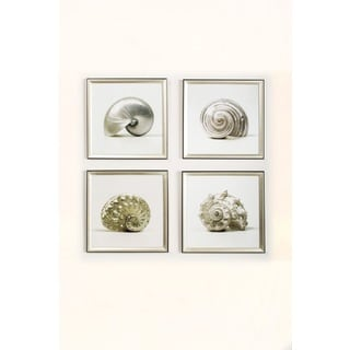 Sea Collection Wall Art (Set of 4)