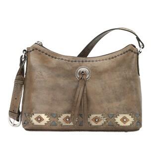 American West Native Sun Shoulder Bag