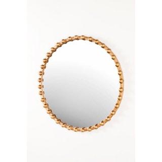 Kara Round Mirror
