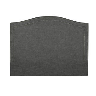 Benji Slate Fabric Upholstered Headboard