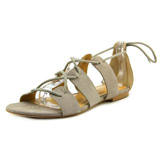Sixth + Love Women's 'Priscilla' Nubuck Sandals