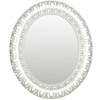 Varaluz Masquerade Pearl Oval Mirror