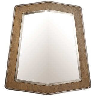 Varaluz Casa Lofty Wheat Mirror - Brown
