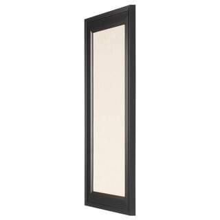 Bosc Linen Fabric Framed Pinboard