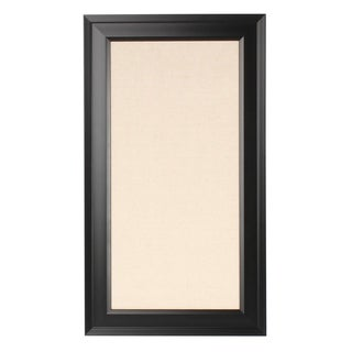 Bosc Linen Fabric Framed Pinboard (3 options available)