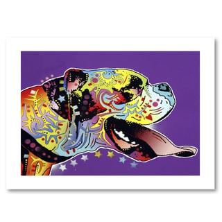 Dean Russo 'Happy Boxer' Paper Art